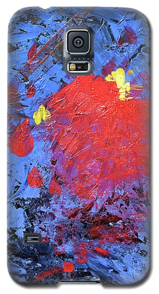 Untitled Abstract-7-817 Galaxy S5 Case