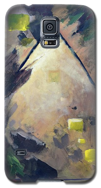 Untitled Abstract 730-17 Galaxy S5 Case