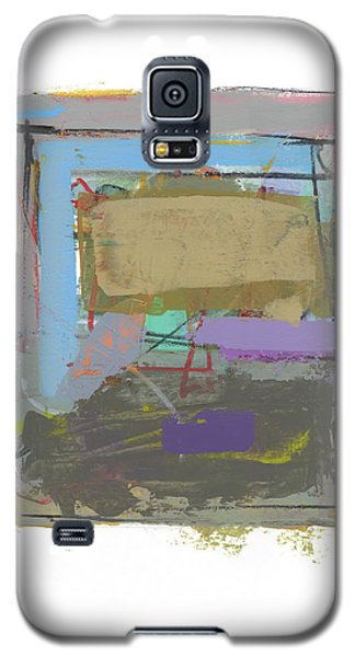 Galaxy S5 Case featuring the painting Untitled  by Chris N Rohrbach
