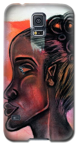 Untitled Lady II Galaxy S5 Case