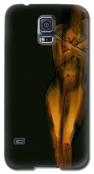 Untitled Nude 04nov2015 Galaxy S5 Case