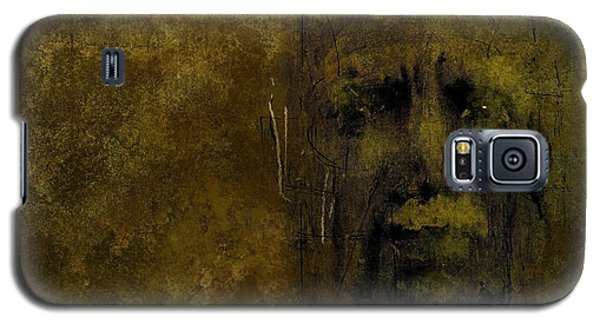 Galaxy S5 Case featuring the digital art Untitled Portrait 06june2015 by Jim Vance