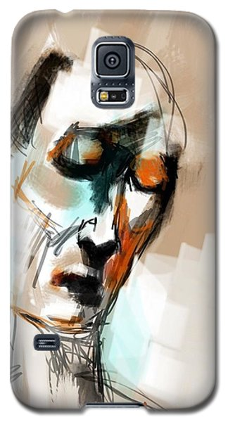Untitled Portrait Galaxy S5 Case
