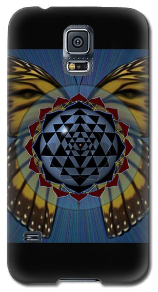 Transforming Meditation Galaxy S5 Case