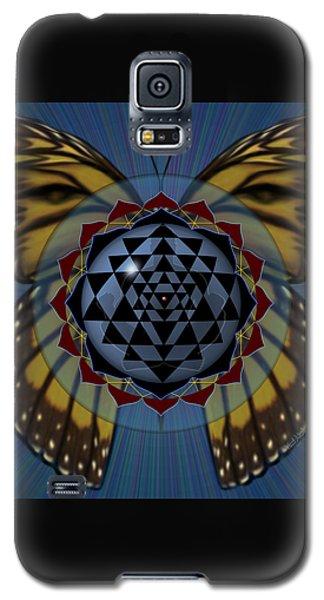 Transforming Meditation Galaxy S5 Case