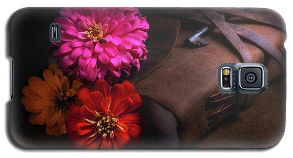 Daisy Galaxy S5 Case - Untold Secrets by Tom Mc Nemar