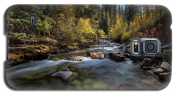 Up A Colorado Creek Galaxy S5 Case