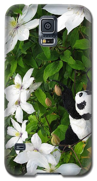 Galaxy S5 Case featuring the photograph Up And Up And Up by Ausra Huntington nee Paulauskaite
