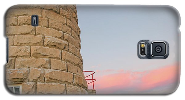 Close-up Detail Of The Cape Moreton Lighthouse Galaxy S5 Case