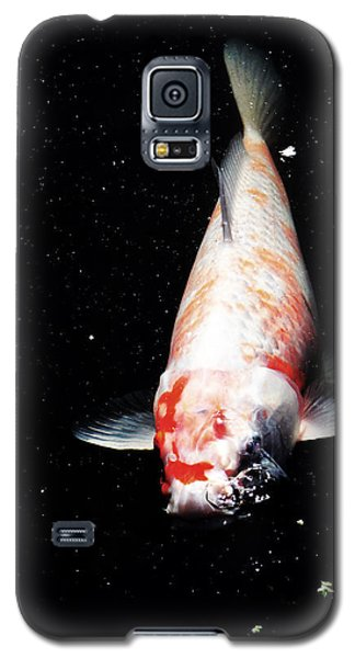 Galaxy S5 Case featuring the photograph Up For Air by Deborah  Crew-Johnson