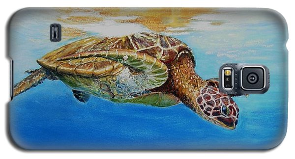 Up For Some Rays Galaxy S5 Case by Ceci Watson