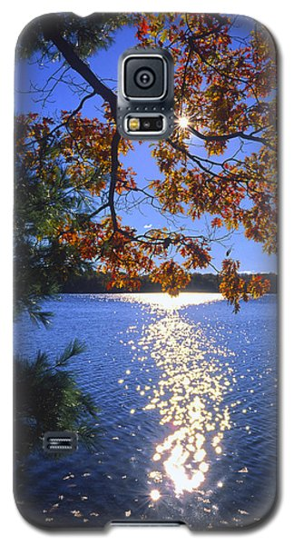Up North Morning Galaxy S5 Case