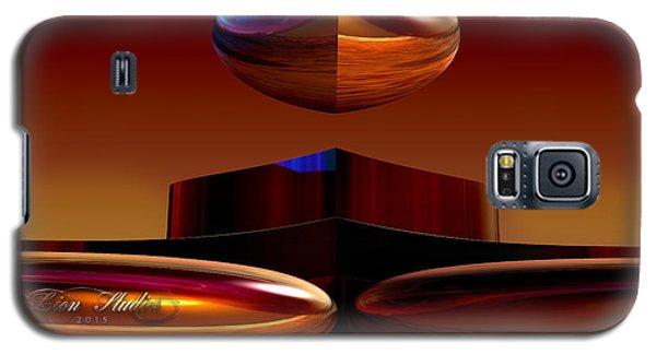 Up On A Pedestal Galaxy S5 Case