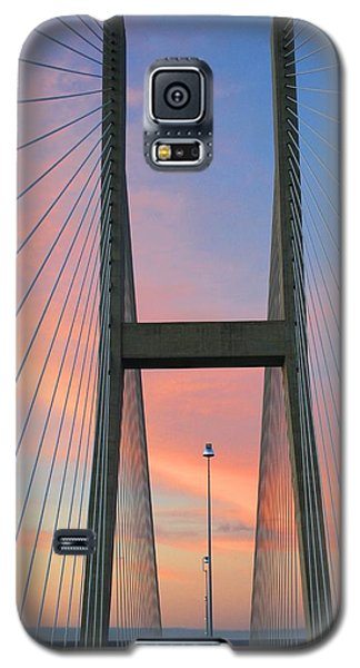 Up On The Bridge Galaxy S5 Case by Kathryn Meyer