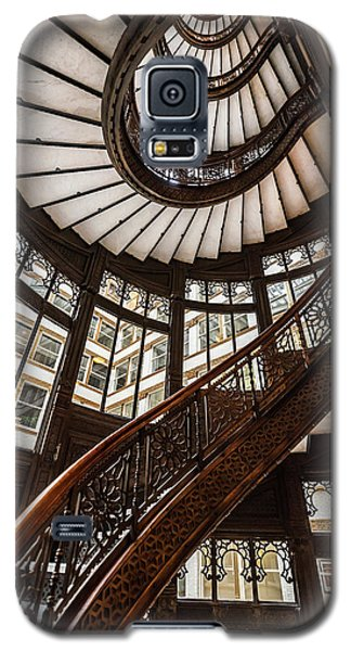 Up The Iconic Rookery Building Staircase Galaxy S5 Case