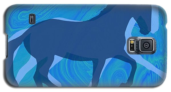 Up The Level Movement Galaxy S5 Case