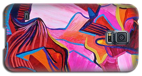 Up Through The Arch Galaxy S5 Case