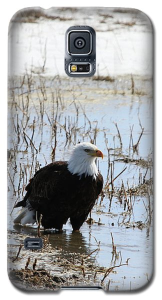 Up To His Knees Galaxy S5 Case