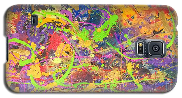 Galaxy S5 Case featuring the painting Upon Awakening by Robert Anderson