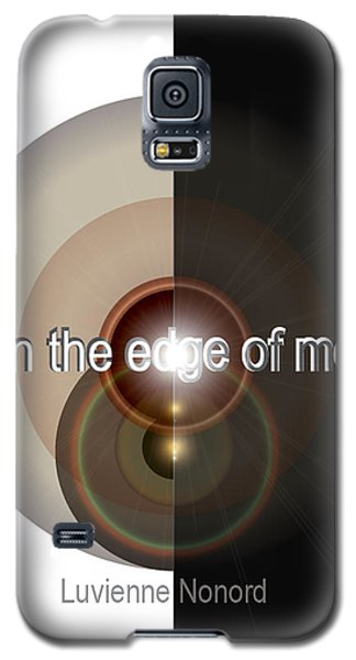 Upon The Edge Of Mercy04 Galaxy S5 Case