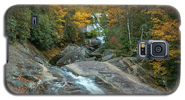 Upper Creek Autumn Paradise Galaxy S5 Case