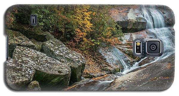 Upper Creek Falls Galaxy S5 Case