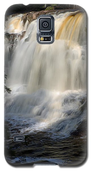 Upper Falls Gooseberry River 2 Galaxy S5 Case