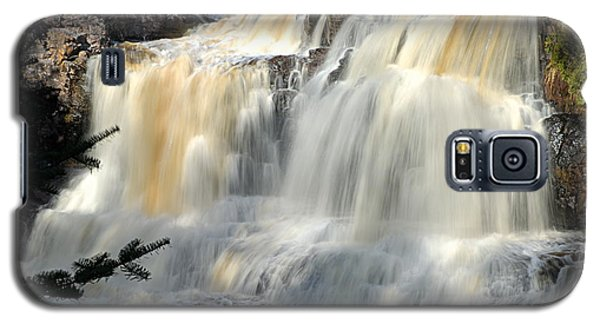 Upper Falls Gooseberry River Galaxy S5 Case