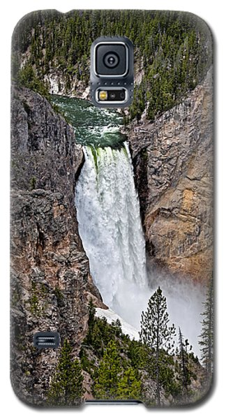 Upper Falls Galaxy S5 Case by John Gilbert