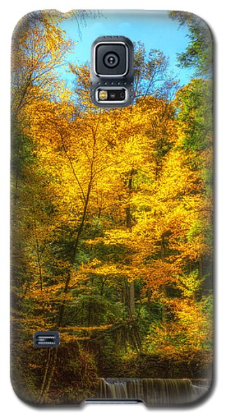 Upper Pinnacle Falls Galaxy S5 Case