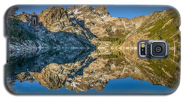 Upper Sardine Lake Panorama Galaxy S5 Case by Greg Nyquist