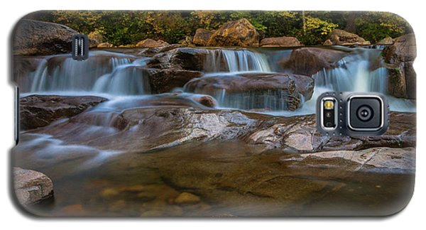 Upper Swift River Falls In White Mountains New Hampshire Galaxy S5 Case