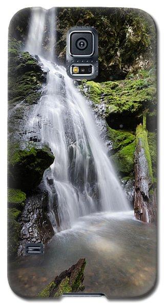Upper Trestle Creek Falls Galaxy S5 Case