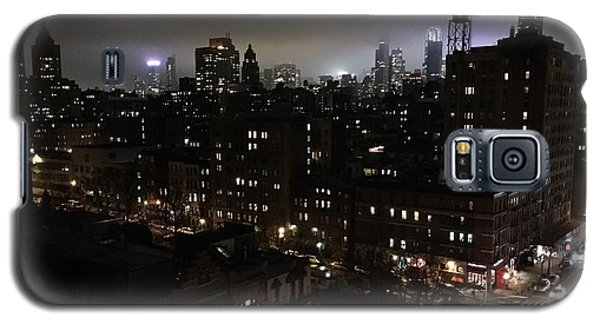Galaxy S5 Case featuring the photograph Upper West Side by JoAnn Lense
