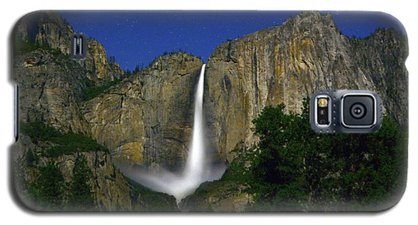 Upper Yosemite Falls Under The Stairs Galaxy S5 Case