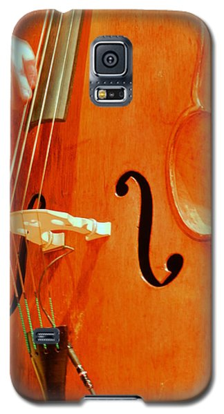 Upright Bass 3 Galaxy S5 Case