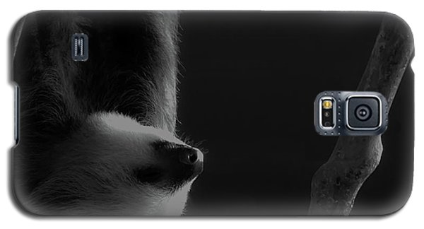 Upside Down Sloth Galaxy S5 Case