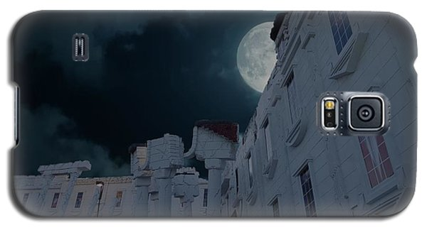 Upside Down White House At Night Galaxy S5 Case