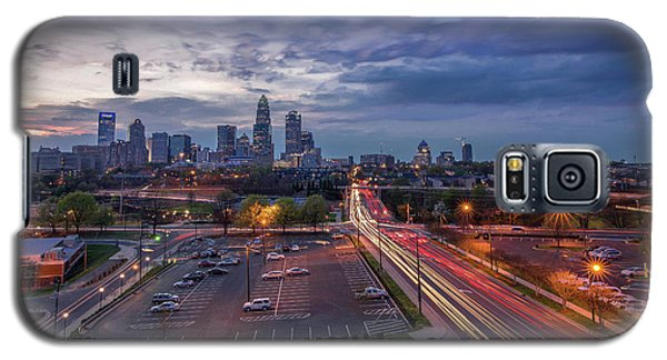 Uptown Charlotte Rush Hour Galaxy S5 Case