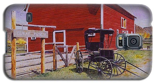 Ouray Ranch Galaxy S5 Case