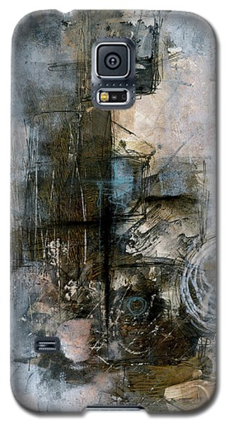 Urban Abstract Cool Tones Galaxy S5 Case