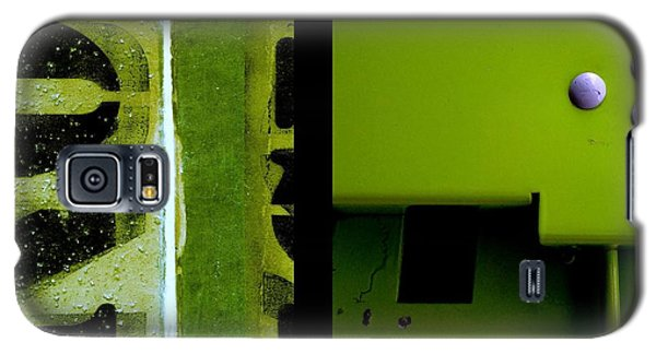 Urban Abstracts Seeing Double 40 Galaxy S5 Case