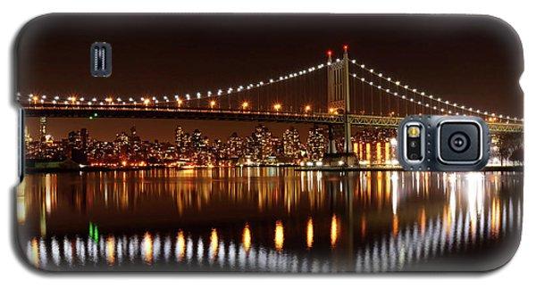 Urban Night Reflection Galaxy S5 Case