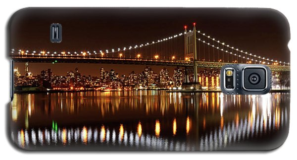 Triboro Bridge Brilliance Galaxy S5 Case