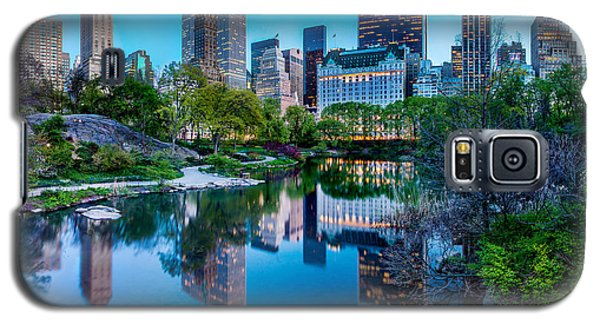Urban Oasis Galaxy S5 Case