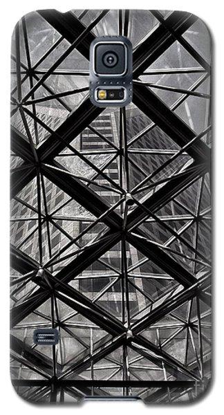 Urban Patterns - Sao Paulo  Galaxy S5 Case