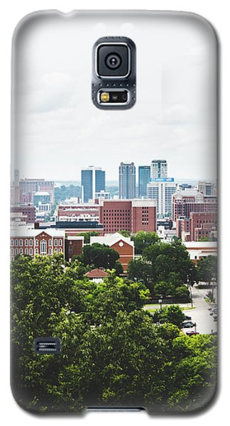 Galaxy S5 Case featuring the photograph Urban Scenes In Birmingham  by Shelby Young