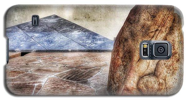 Urban Stone  Galaxy S5 Case by Regina Avila