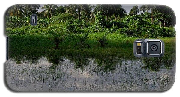 Urban Swamp Galaxy S5 Case