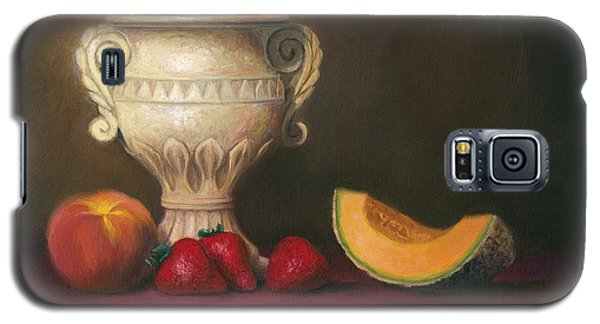 Urn With Fruit Galaxy S5 Case